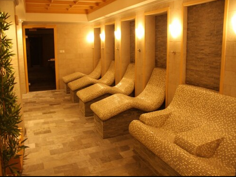 1 или 2 нощувки на човек със закуски и вечери + топъл басейн и СПА в хотел 7 Пулс & СПА Апартмънтс, Банско, снимка 9