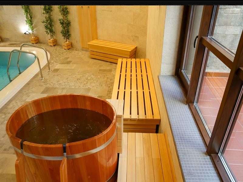Великден в Банско! 2, 3 или 4 нощувки на човек със закуски и вечери, празничен обяд* + топъл басейн и СПА зона в хотел 7 Пулс & СПА Апартмънтс, снимка 9