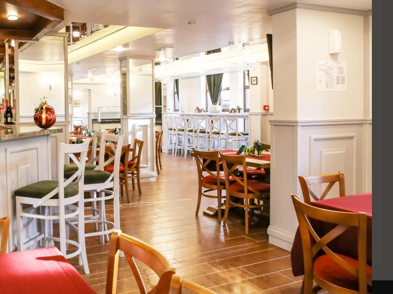 Великден в Банско! 2, 3 или 4 нощувки на човек със закуски и вечери, празничен обяд* + топъл басейн и СПА зона в хотел 7 Пулс & СПА Апартмънтс, снимка 15