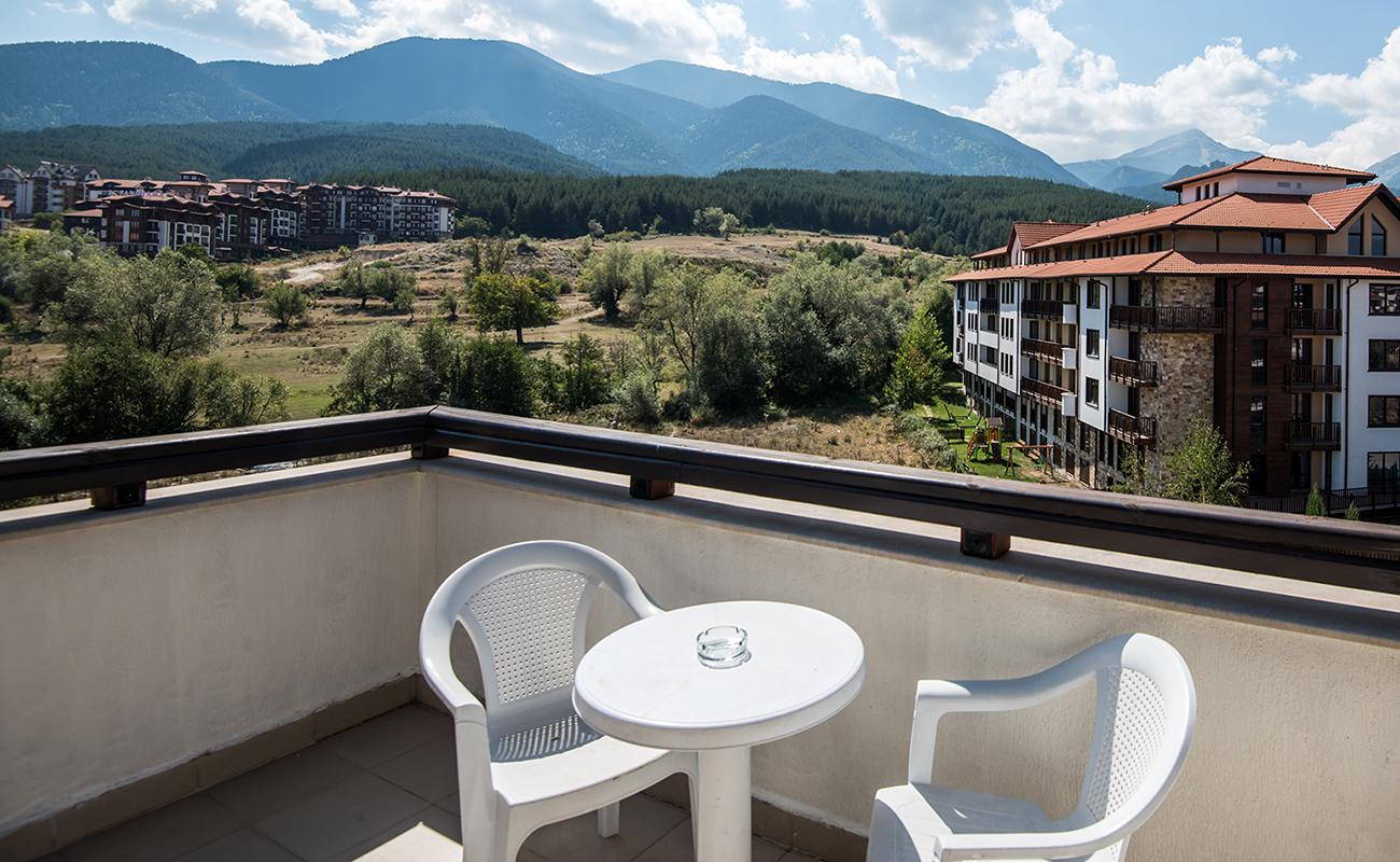 На ски в Банско. Нощувка на човек със закуска и вечеря* + басейн в хотел Орбилукс***, снимка 12