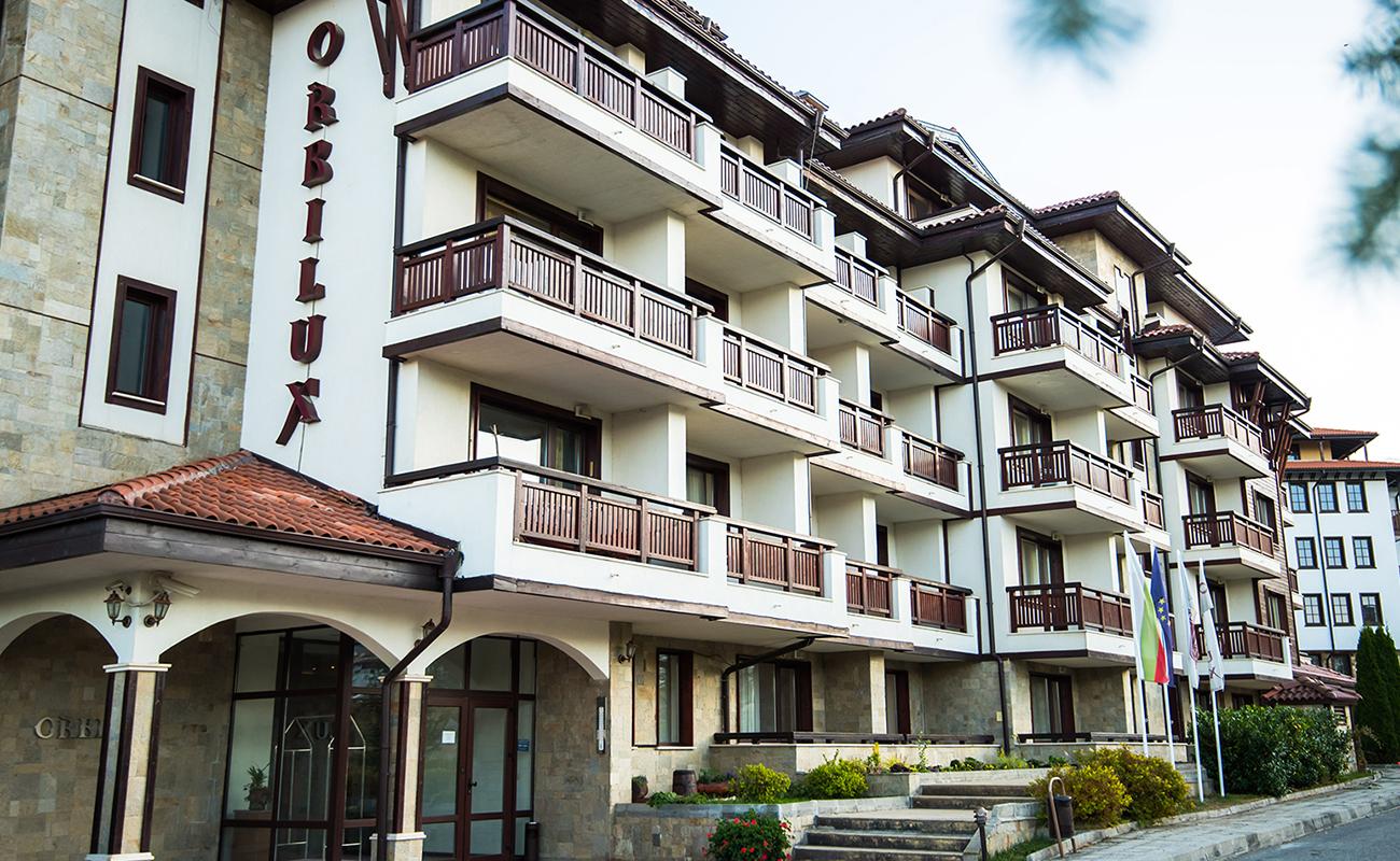 На ски в Банско. Нощувка на човек със закуска и вечеря* + басейн в хотел Орбилукс***, снимка 3