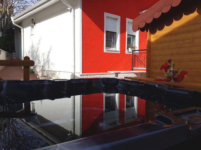 Свети Валентин в Кюстендил! 2 нощувки за ДВАМА със закуски и вечери + сауна и джакузи от Червената къща***, снимка 4