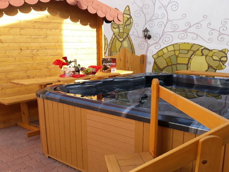 Свети Валентин в Кюстендил! 2 нощувки за ДВАМА със закуски и вечери + сауна и джакузи от Червената къща***, снимка 3