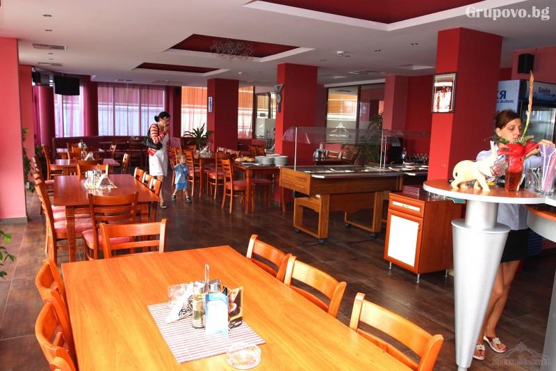 Нощувка на човек със закуска, обяд и вечеря + релакс зона и 1 процедура на ден от хотел Св. Св. Петър и Павел***, Поморие, снимка 21