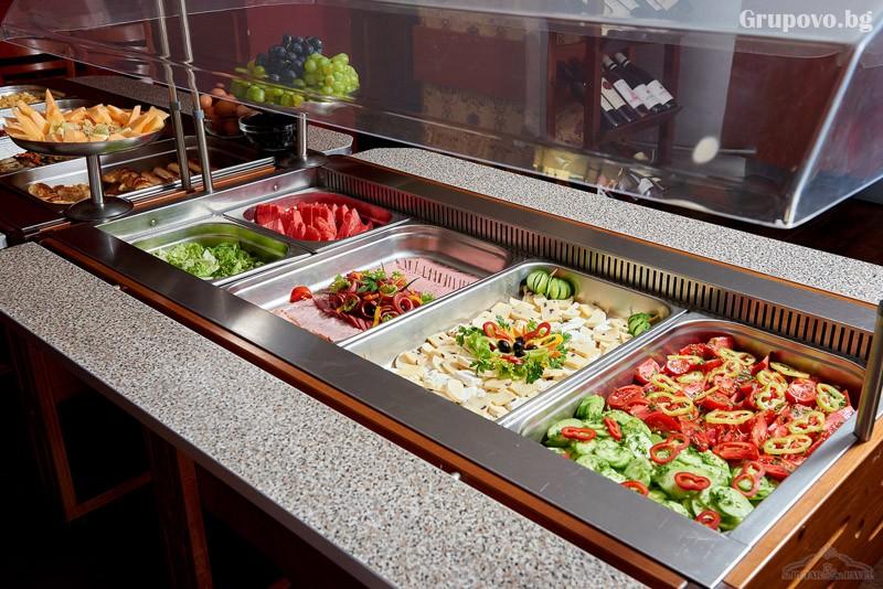 Нощувка на човек със закуска, обяд и вечеря + релакс зона и 1 процедура на ден от хотел Св. Св. Петър и Павел***, Поморие, снимка 22