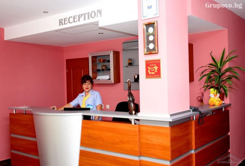 Нощувка на човек със закуска, обяд и вечеря + релакс зона и 1 процедура на ден от хотел Св. Св. Петър и Павел***, Поморие, снимка 25