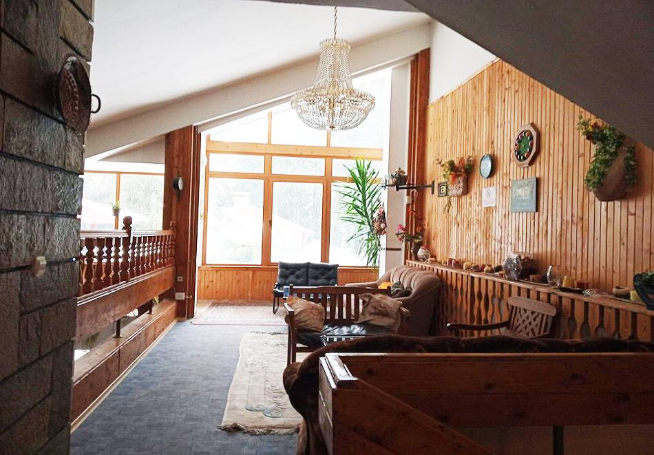 Лято в Пампорово. Нощувка на човек със закуска + джакузи само за 19.90 лв. в Хотел Елица, снимка 8