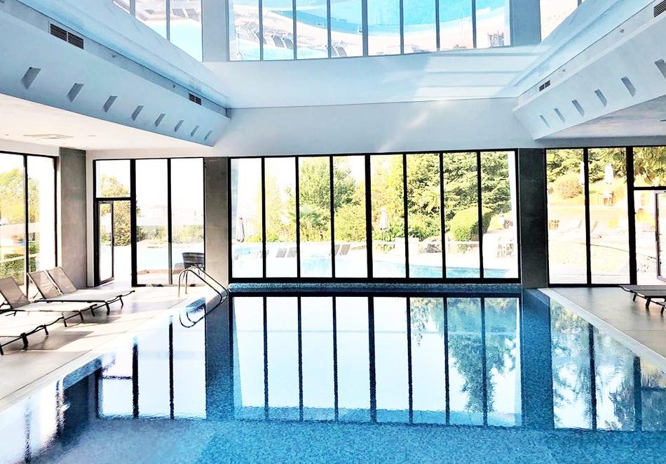 Нощувка на човек със закуска и вечеря + минерален басейн и СПА пакет в хотел Медите СПА Резорт*****, Сандански, снимка 6