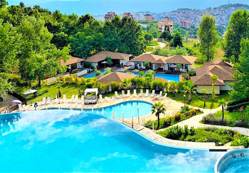 Нощувка на човек със закуска + минерален басейн и СПА пакет в хотел Медите СПА Резорт*****, Сандански, снимка 5