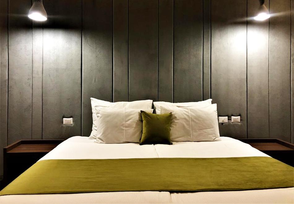 Нощувка на човек със закуска и вечеря + минерален басейн и СПА пакет в хотел Медите СПА Резорт*****, Сандански, снимка 15