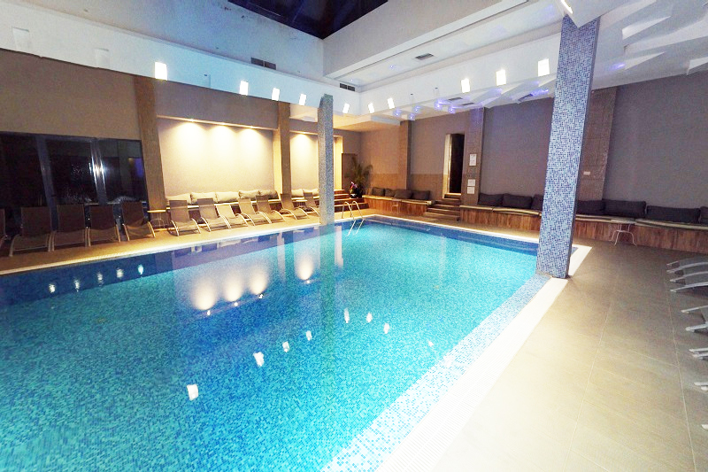 Нощувка на човек със закуска и вечеря + минерален басейн и СПА пакет в хотел Медите СПА Резорт*****, Сандански, снимка 8