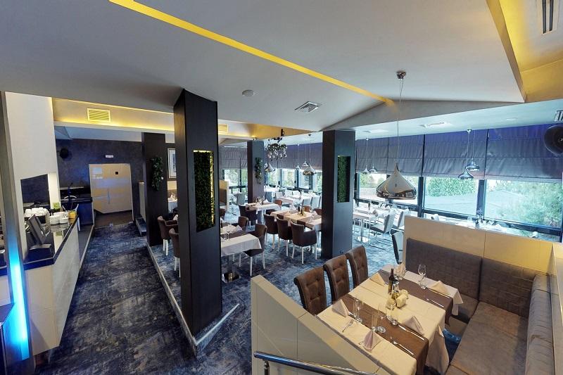 Нощувка на човек със закуска и вечеря + минерален басейн и СПА пакет в хотел Медите СПА Резорт*****, Сандански, снимка 18