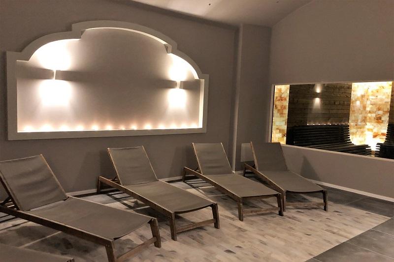 Нощувка на човек със закуска + минерален басейн и СПА пакет в хотел Медите СПА Резорт*****, Сандански, снимка 12