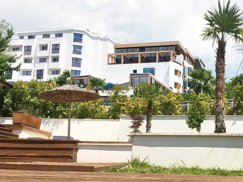 Нощувка на човек със закуска и вечеря + минерален басейн и СПА пакет в хотел Медите СПА Резорт*****, Сандански, снимка 2