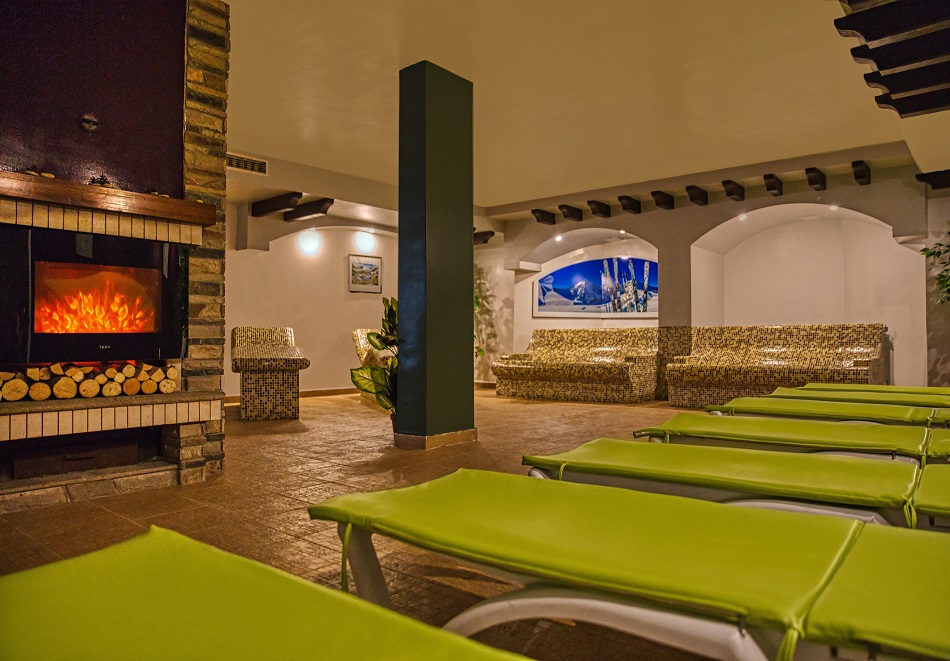 3, 5 или 7 нощувки на човек със закуски и вечери + басейн и релакс пакет в МПМ Гинес****, Банско, снимка 12