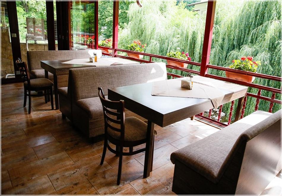 Нощувка на човек + минерален басейн и релакс зона в семеен хотел Вила Рай, Огняново, снимка 14
