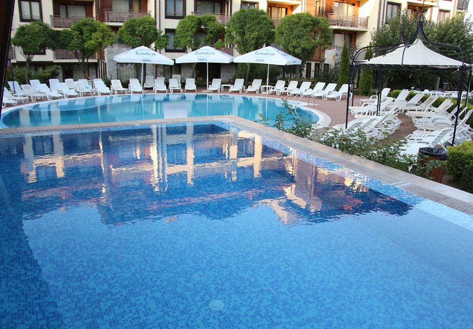 Нощувка на човек на база All inclusive + вътрешен отопляем басейн и СПА зона от Мурите Клуб Хотел, до Банско, снимка 8