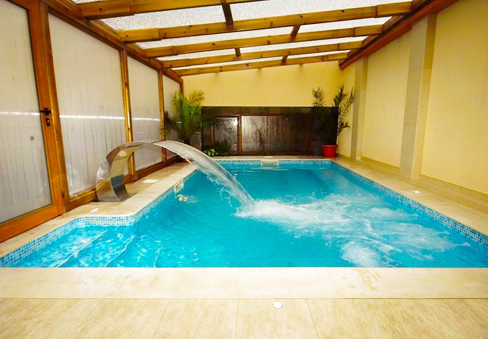 2 + нощувки на човек със закуски и вечери + минерален басейн и парна баня от хотел Жери, Велинград, снимка 3