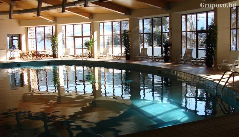 Нощувка на човек със закуска и вечеря + закрит плувен басейн от хотел Борика****, Чепеларе, снимка 9
