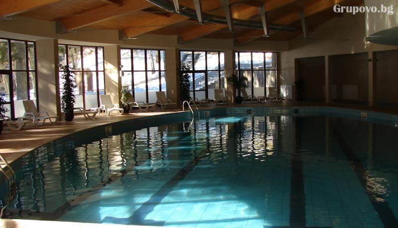 Нощувка на човек със закуска и вечеря + закрит плувен басейн от хотел Борика****, Чепеларе, снимка 3