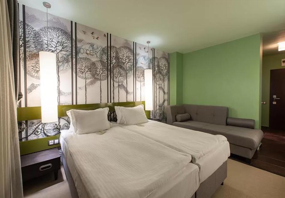 2+ нощувки на човек със закуска + басейн и уелнес център  в бутиков хотел Орес*****, Банско! 6=7 нощувки, снимка 6
