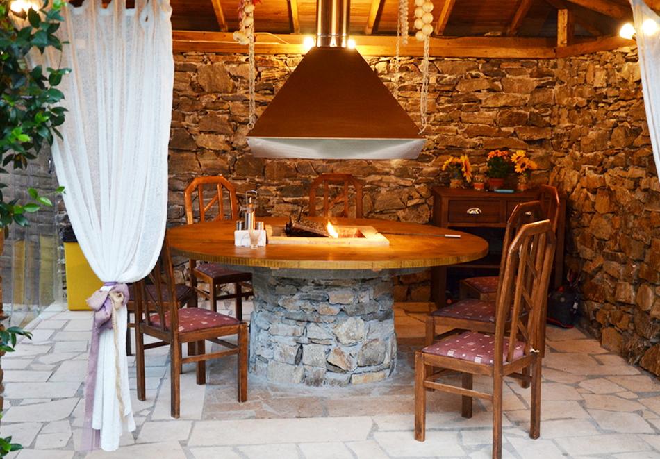 Нощувка на човек със закуска и вечеря + външен топъл минерален басейн и релакс зона от хотел Бохема***, Огняново, снимка 20