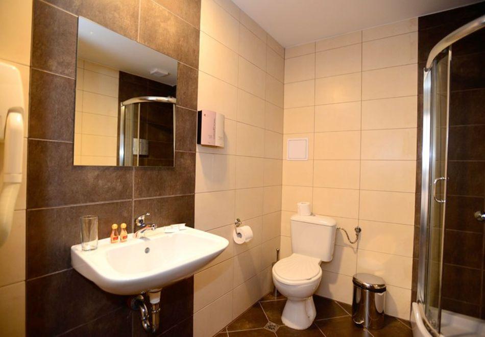 1 или 2 нощувки на човек със закуски + минерален басейн и релакс зона в обновения хотел Алфарезорт Палас, Чифлика, снимка 9