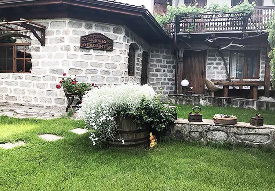 1 нощувка в самостоятелна къща до 18 човека и ползване на механа от Къща за гости Клечерова, Банско, снимка 4