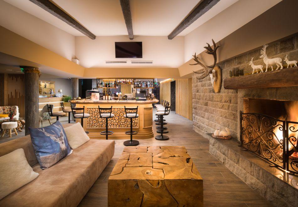 Нощувка със закуска за двама + СПА зона от хотел Морени****, Витоша, снимка 4