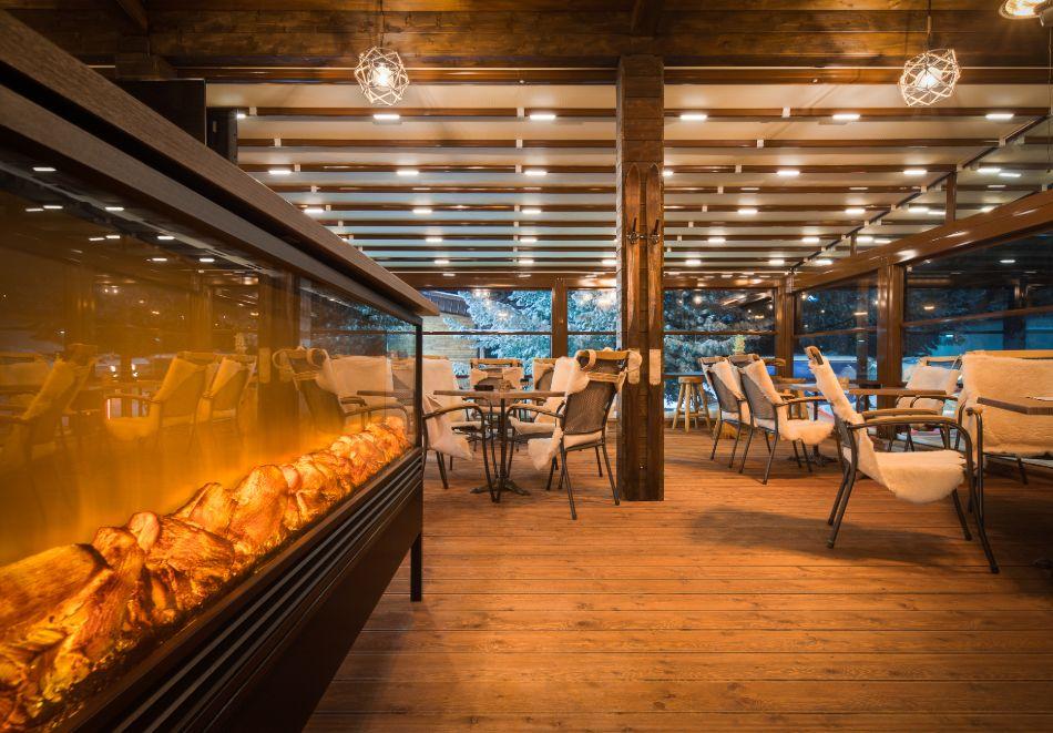Нощувка със закуска за двама + СПА зона от хотел Морени****, Витоша, снимка 5