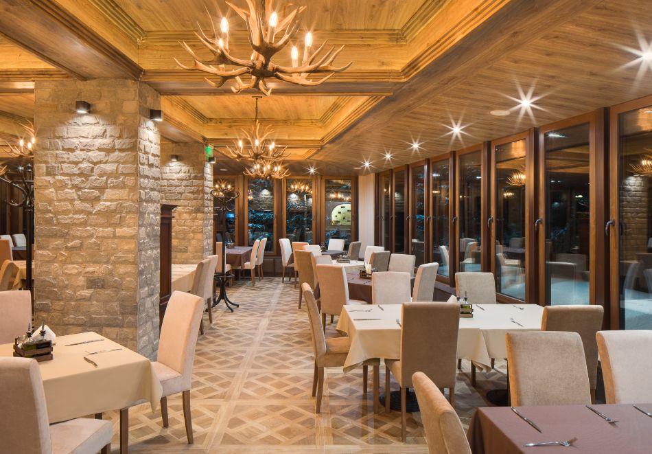 Нощувка със закуска за двама + СПА зона от хотел Морени****, Витоша, снимка 16