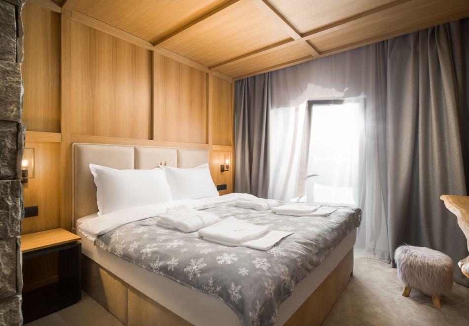 Нощувка със закуска за двама + СПА зона от хотел Морени****, Витоша, снимка 11