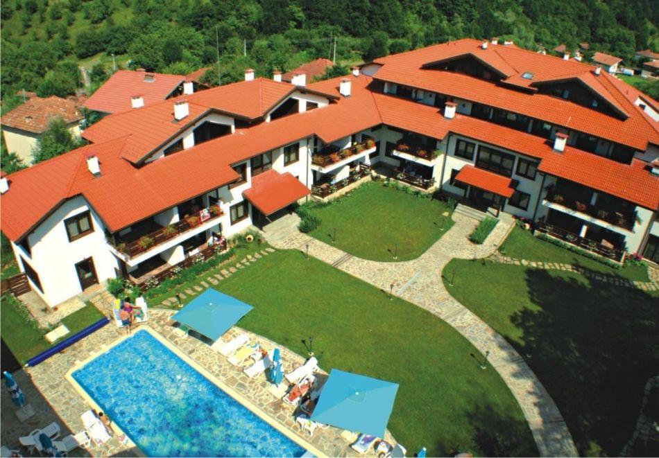 Хоум офис в хотел Планината, Рибарица! 15 нощувки на човек + басейн и релакс зона, снимка 2