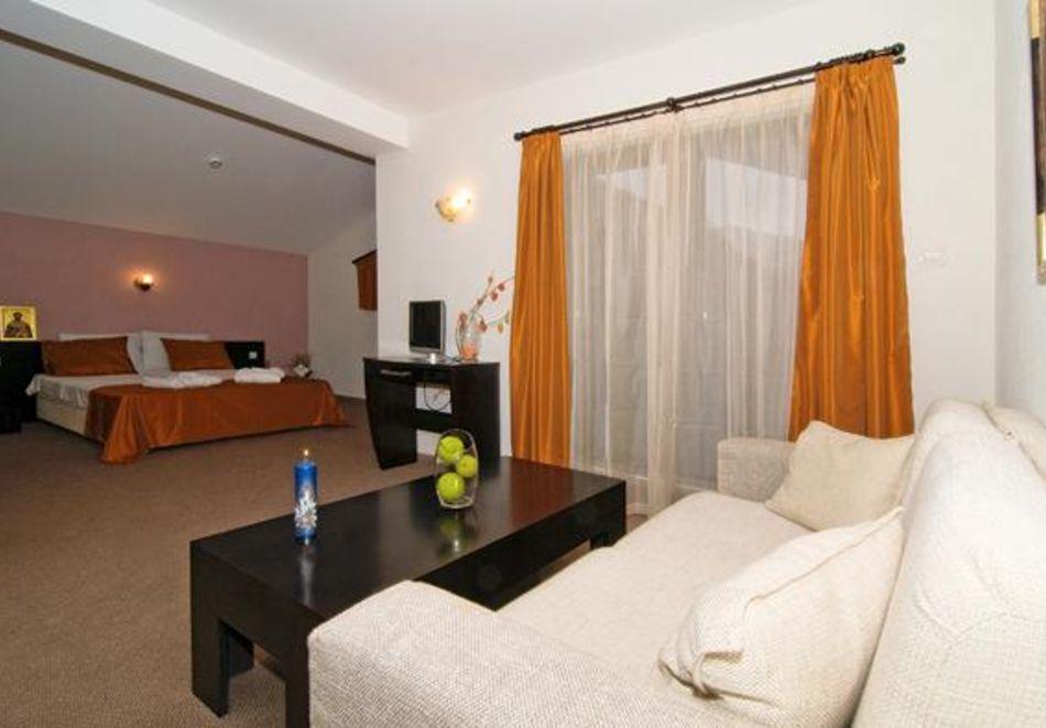 Хоум офис в хотел Планината, Рибарица! 15 нощувки на човек + басейн и релакс зона, снимка 8