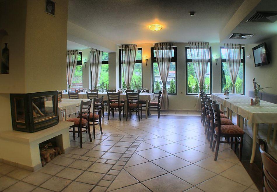 Хоум офис в хотел Планината, Рибарица! 15 нощувки на човек + басейн и релакс зона, снимка 10