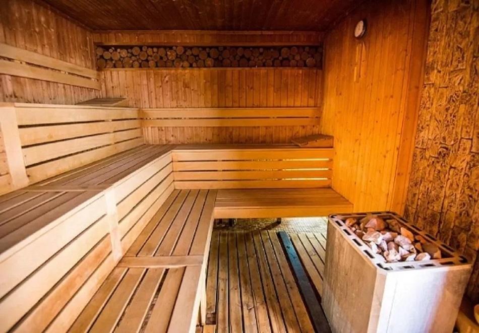 Великден в с. Баня до Банско! 3 нощувки на човек със закуски и вечери + минерален басейн и релакс пакет в хотел Вита Спрингс, снимка 8