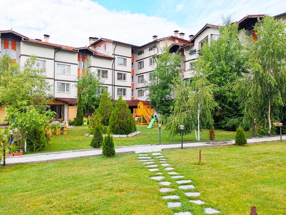 Великден в с. Баня до Банско! 3 нощувки на човек със закуски и вечери + минерален басейн и релакс пакет в хотел Вита Спрингс, снимка 3