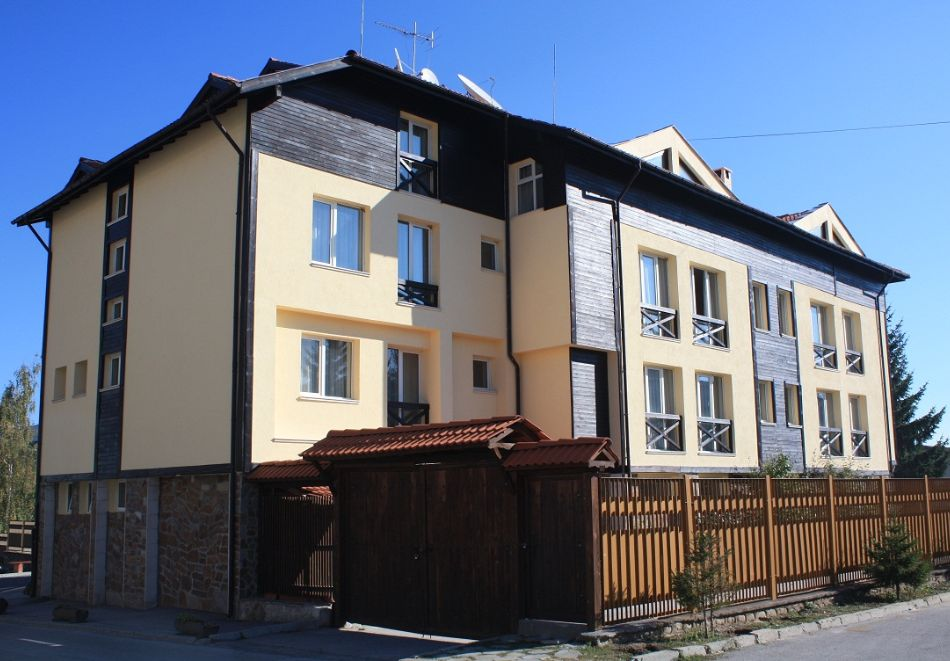 Семеен хотел Божур, Банско, снимка 3