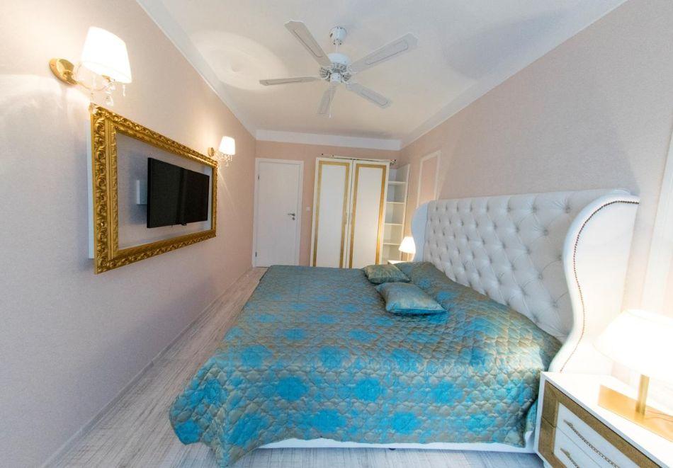 Нощувка на човек + басейн и релакс зона в хотел Хармони Суитс Монте Карло, Слънчеб бряг, снимка 13