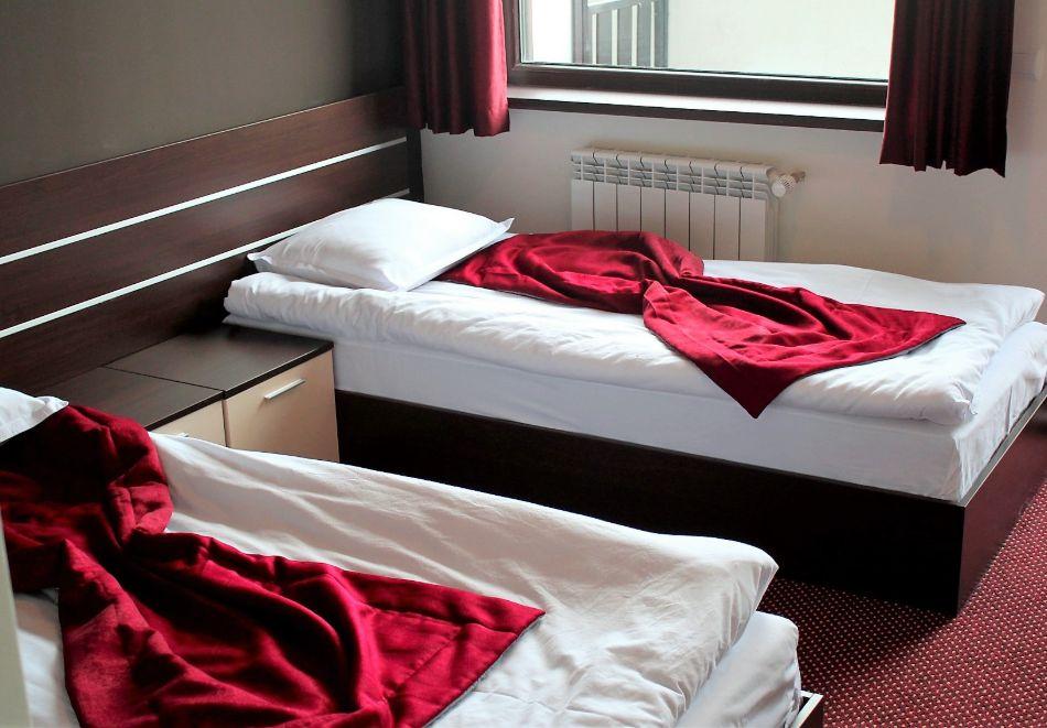 1, 2 или 3 нощувки на човек със закуски и вечери + сауна в Боровец Грийн хотел****, снимка 4