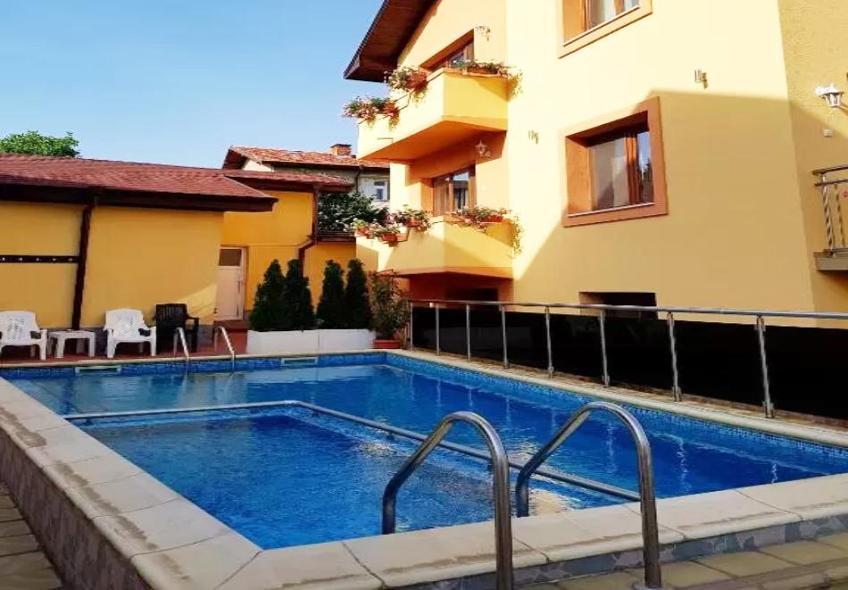 1 или 2 нощувки на човек + минерален басейн и релакс пакет от хотел Далиа, Велинград, снимка 3