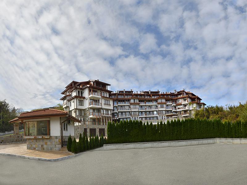 Хотелски комплекс Гардън Палас, Балчик