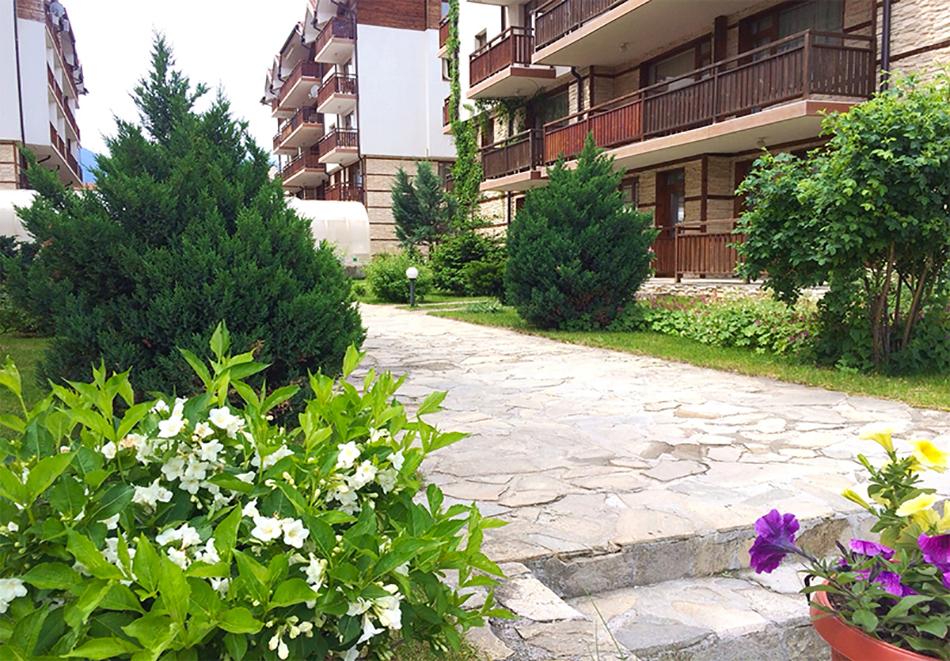Апартхотел Четирилистна детелина, Банско, снимка 12