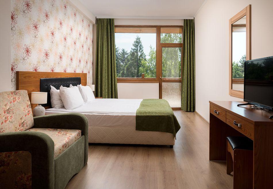 3, 4 или 5 нощувки на човек със закуски, обеди и вечери + лекарски преглед и по 3 лечебни процедури на ден в хотел Елбрус*** Велинград, снимка 11