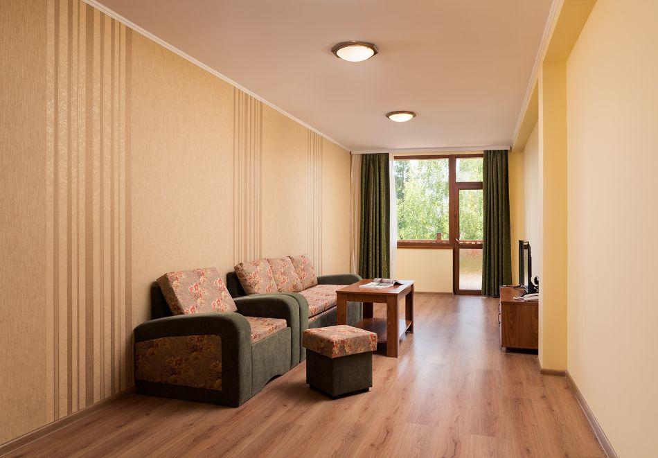 3, 4 или 5 нощувки на човек със закуски, обеди и вечери + лекарски преглед и по 3 лечебни процедури на ден в хотел Елбрус*** Велинград, снимка 12