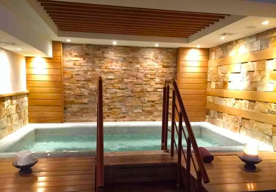 Нощувка на човек със закуска и вечеря + 3 минерални басейна и релакс зона от хотел Делта, Огняново, снимка 10