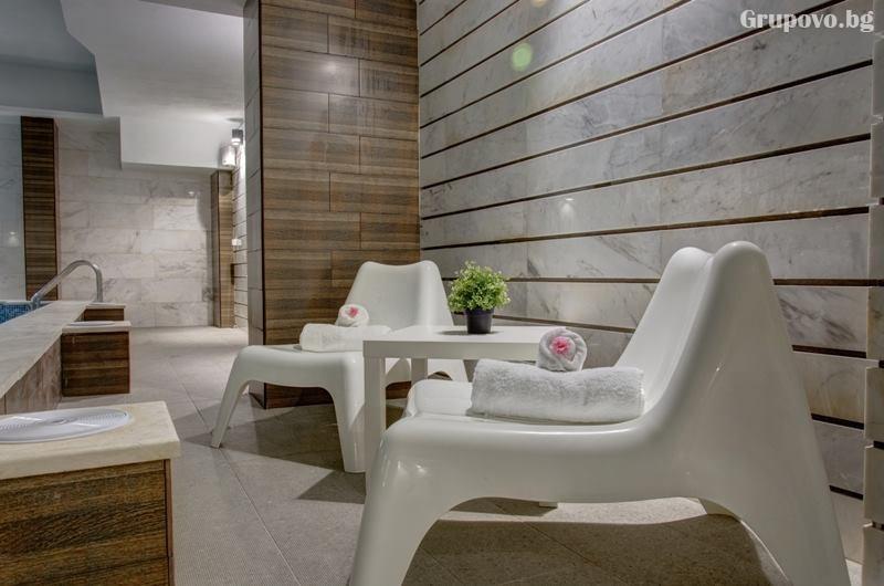 Почивка в Благоевград! Нощувка на човек със закуска и вечеря + минерален басейн и релакс пакет от хотел Монте Кристо, снимка 8
