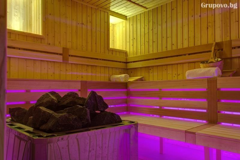 Почивка в Благоевград! Нощувка на човек със закуска и вечеря + минерален басейн и релакс пакет от хотел Монте Кристо, снимка 11