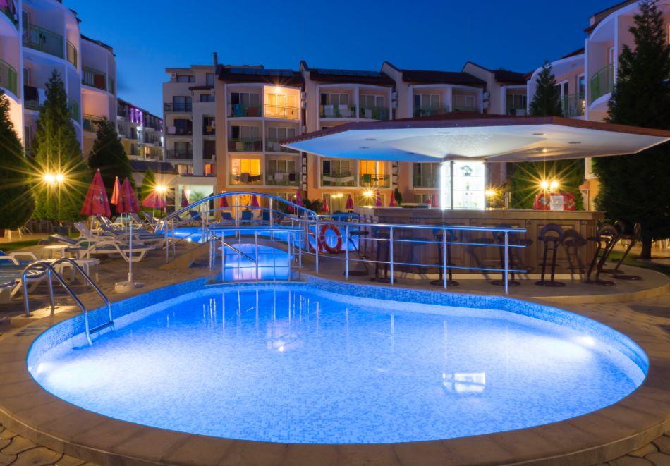 Ранни записвания за лято 2021! 3, 5 или 7 нощувки на база All inclusive на човек + басейн в хотел Сън сити, Слънчев Бряг. Дете до 13г. - безплатно, снимка 5