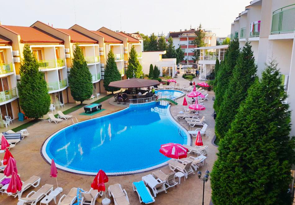 Ранни записвания за лято 2021! 3, 5 или 7 нощувки на база All inclusive на човек + басейн в хотел Сън сити, Слънчев Бряг. Дете до 13г. - безплатно, снимка 3